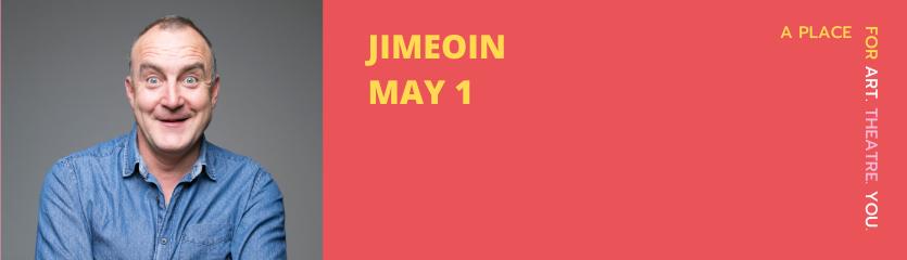 JIMEOIN – TURN IT UP!
