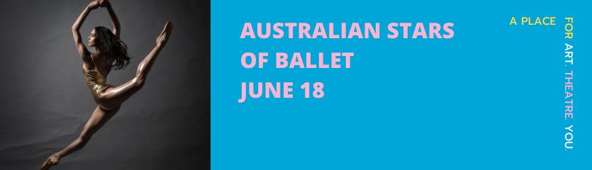 Australian Stars of Ballet